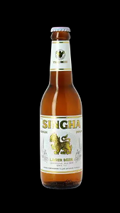 Foto Singha Thailand ( Bottle)