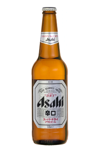 Foto Asahi Super Dry Japan ( Bottle )